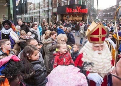 Sinterklaas in Winkelcentrum - puurentertainment
