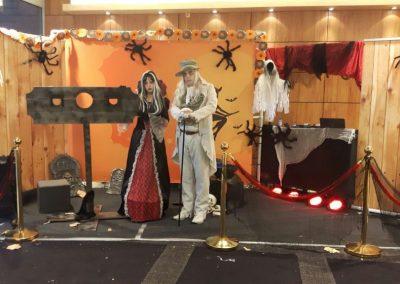 Halloween optreden door puur-entertainment.nl - puurentertainment.nl