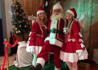 kerstman-en-meisjes-puurentertainment