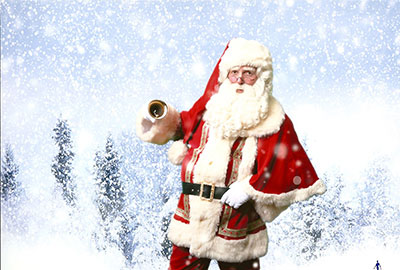 Kerstman mini - puurentertainment - photobooth