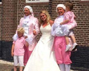 lakei op bruiloft - puur-entertainment.nl