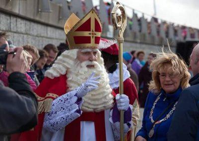 Sinterklaas op Kade Lelystad - puurentertainment