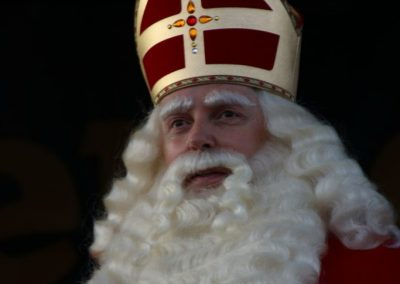 Sinterklaas optreden -puurentertainment