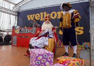 Sinterklaas met Dj en pier - puurentertainment