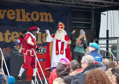 Sinterklaas bij optreden - puurentertainment