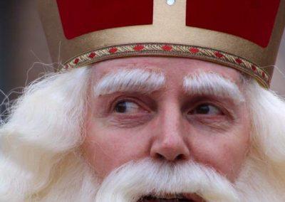 Sinterklaas dichtbij -puurentertainment
