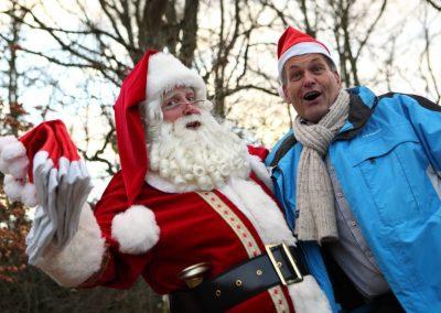 Sinterklaas met zanger -puurentertainment